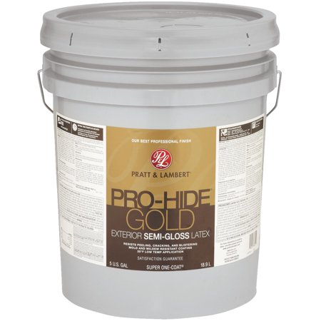 PAINT EXT SEMIGLO BS1/WHT 5GAL