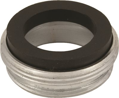 AERATOR ADAPTER LARGE 13/16 IN. FEMALE TO 55/64 IN. MALE THREAD