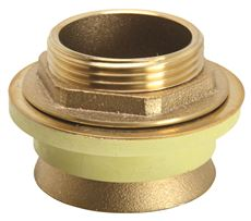 PROPLUS� BRASS SPUD COMPLETE, #2, 1-1/2 IN. X 1-1/2 IN.