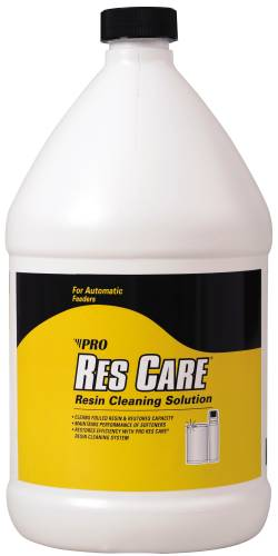 RES CARE LIQUID RESIN CLEANING SOLUTION 1 GALLON