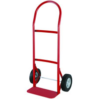 HAND TRUCK SOLID TIRES 250 LBS