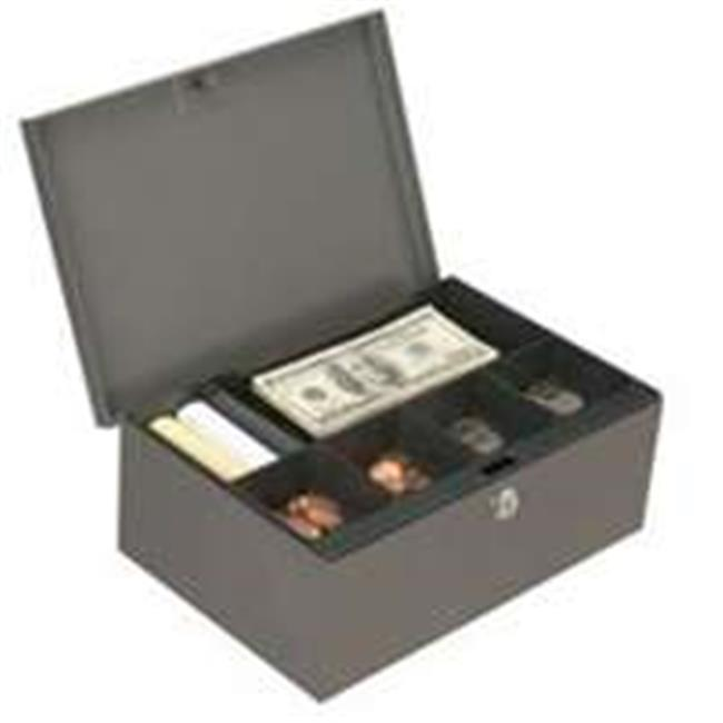 MintCraft TS814-3L Cash Box With Key, Powder Coating
