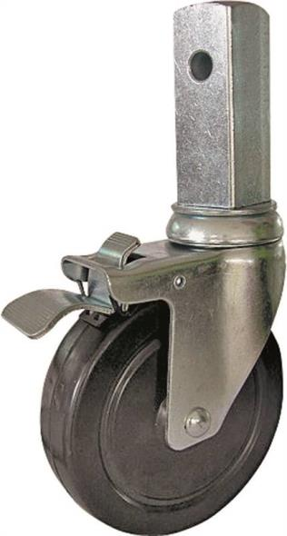Prosource YH-CS001 Casters, Heavy-Duty, Fits 1-3/16 In. Dia.