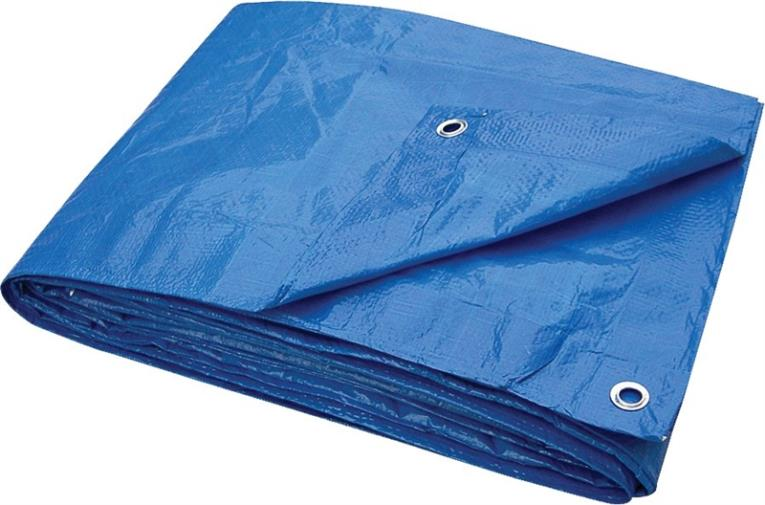 TARP BLUE PLSTC LD 12X16IN