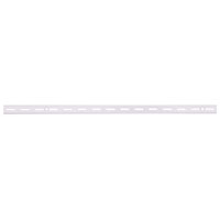 Mintcraft 25212PHL Single Slot Shelf Standard, 36 in L x 7/16 in W 5/8 in T, Cold Rolled Steel