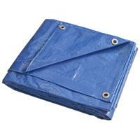 TARP MD DUTY BLUE 20X30 FT