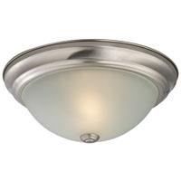 Boston Harbor F51WH02-1006-BN Ceiling Fixture, 60 W, 2 Lamp