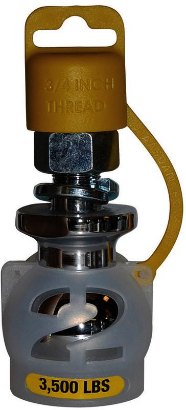 MPT030 2 IN. CHROME HITCH BALL