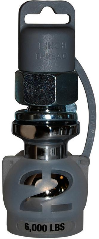 MPT010 2 IN. CHROME HITCH BALL