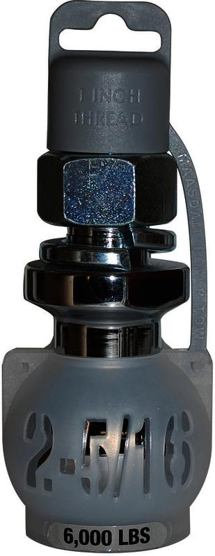 MPT0400 2-5/16 IN. CHR HITCH BALL