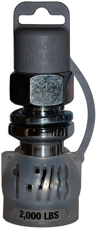 MPT050 1-7/8 IN. CHROM HITCH BALL