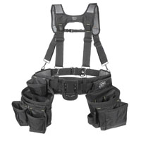 Dead-On HDP400945 Carpenter Suspension Rig, Fabric, Black
