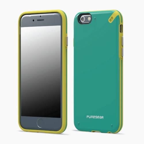 PureGear iPhone 6/6S Slim Shell Case, Mint