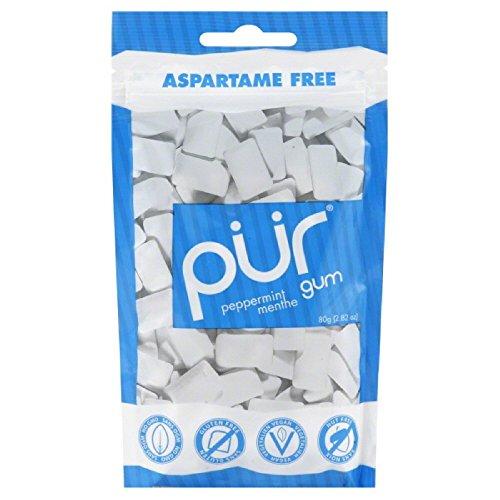 Gum Peppermint 55 Pcs ( 12 - 2.72 OZ )