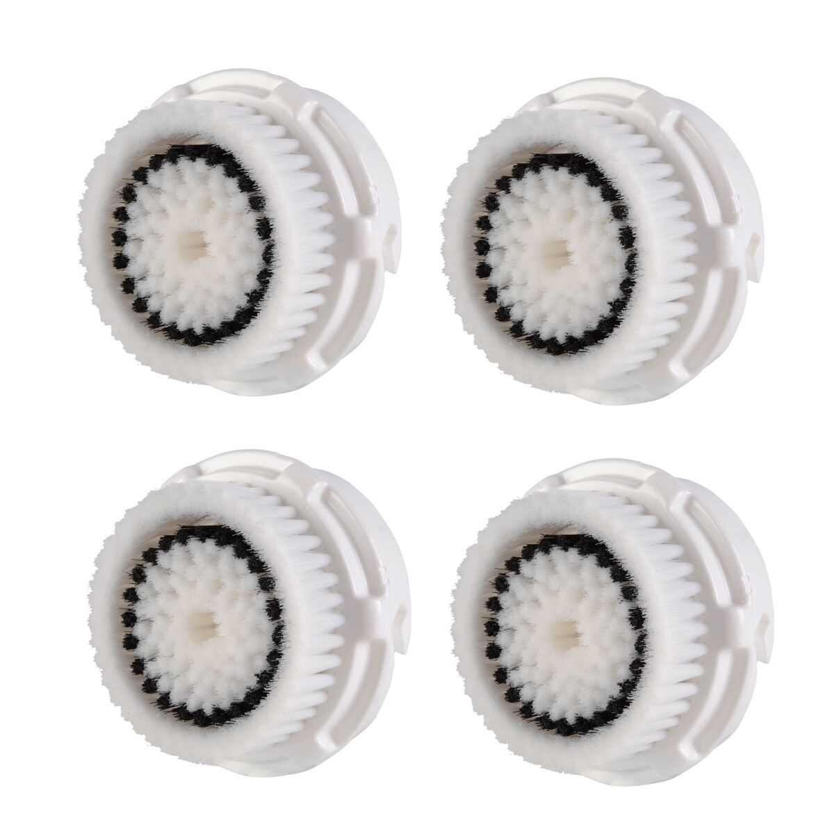 PURSONIC FBHD4 DELICATE 4PK REPLACEMENT HEADS FOR CLARISONIC