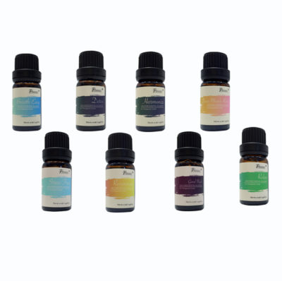 PURSONIC AOB8 PURE ESSENTIAL AROMA OIL BLENDS 8 PACK