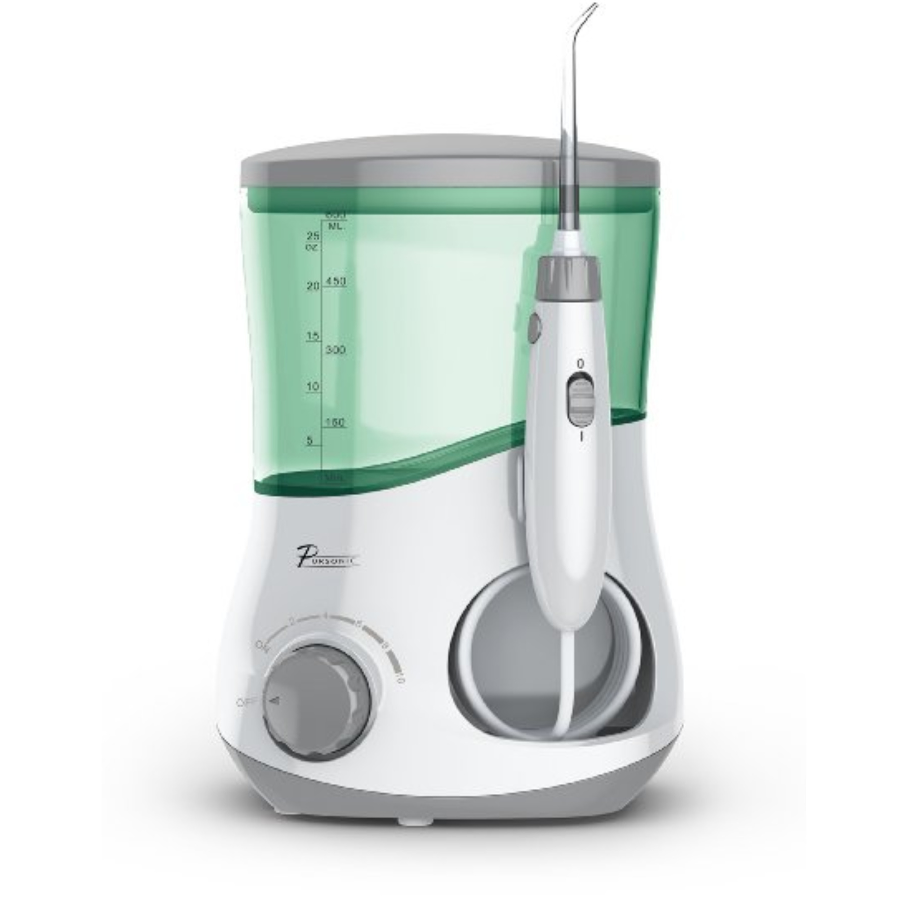 PURSONIC OI200 ORAL IRRIGATOR WATER FLOSSER COUNTER TOP