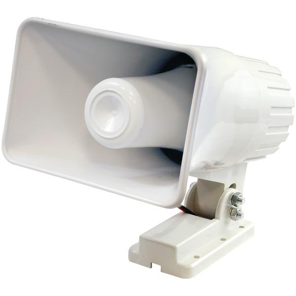 """PYLE HOME PHSP4 6"""" Indoor/Outdoor 50-Watt PA Horn Speaker"""