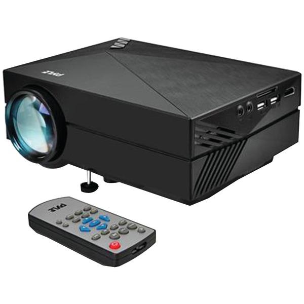 Pyle Home PRJG82 1080p HD Compact Digital Multimedia Projector