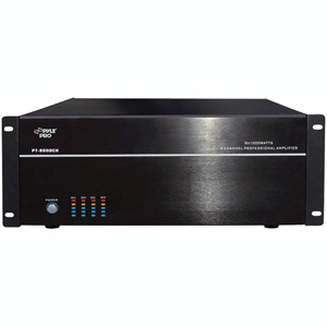 Pyle-Home PYLE HOME PT8000CH 8-CHANNEL, 8000-WATT STEREO/MONO AMPLIFIER at Sears.com