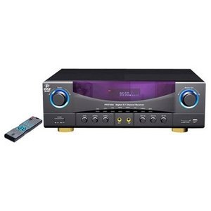 Pyle Pro PT570AU Home Theater 5.1-Channel 35-Watt Receiver