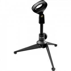 PYLE PRO PMKSDT25 Adjustable Desktop Tripod Microphone Stand