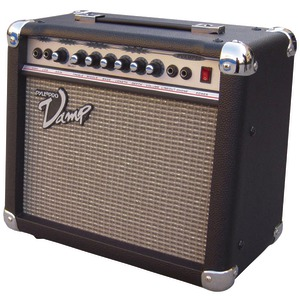 "PYLE PRO PVAMP60 Vamp Series Amp (8"" Speaker; 60-Watt with 3-Band EQ, Overdrive & Digital Delay)"