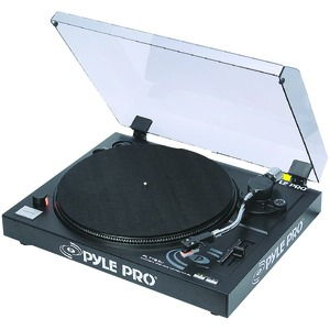 PYLE PRO PLTTB3U Belt-Drive USB Turntable with Digital Recording Software