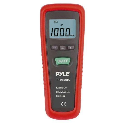 PYLE PRO PCMM05 Carbon Monoxide Meter