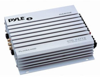 PYLE PLMRA400 Hydra Series Waterproof Marine Class AB Amp (400 Watts, 4 Channels)