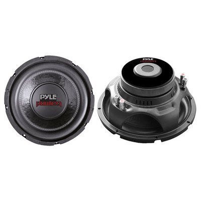 "PYLE PLPW10D Power Series Dual-Voice-Coil 4ohm Subwoofer (10"", 1,000 Watts)"