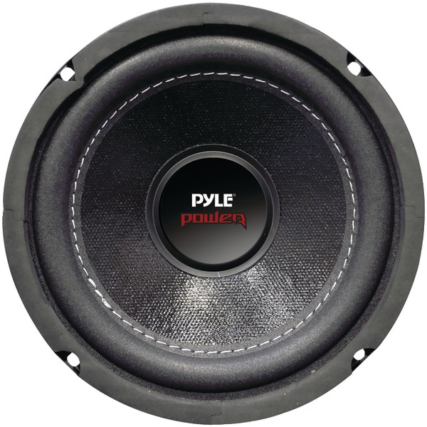 "PYLE PLPW8D Power Series Dual-Voice-Coil 4ohm Subwoofer (8"", 800 Watts)"