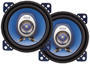 "PYLE PL42BL Blue Label Speakers (4"", 2 Way)"
