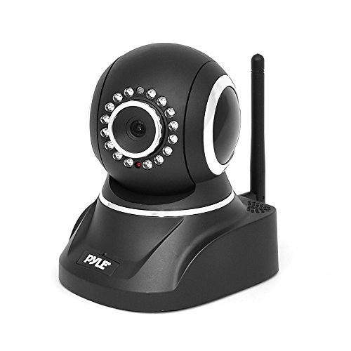 PYLE PIPCAM8 IP CAMERA SURVEILLANCE SECURITY MONITOR WITH