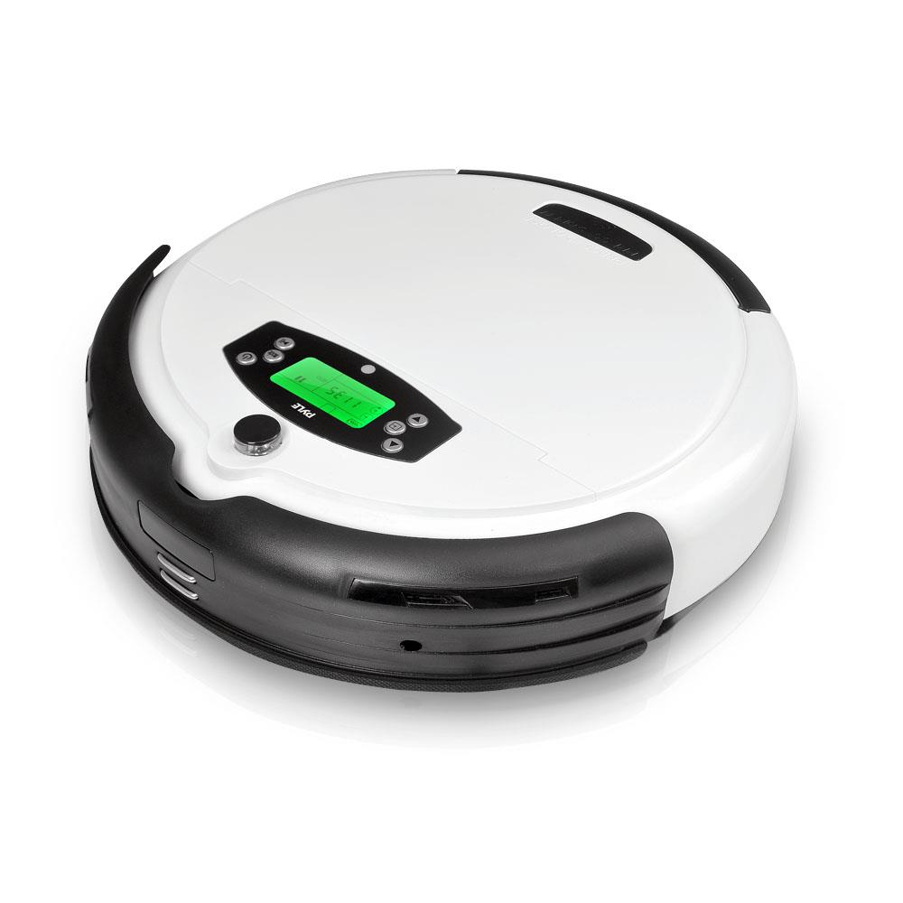 PYLE PUCRC45 PURE CLEAN ROBOT VACUUM CLEANER WITH REMOVABLE