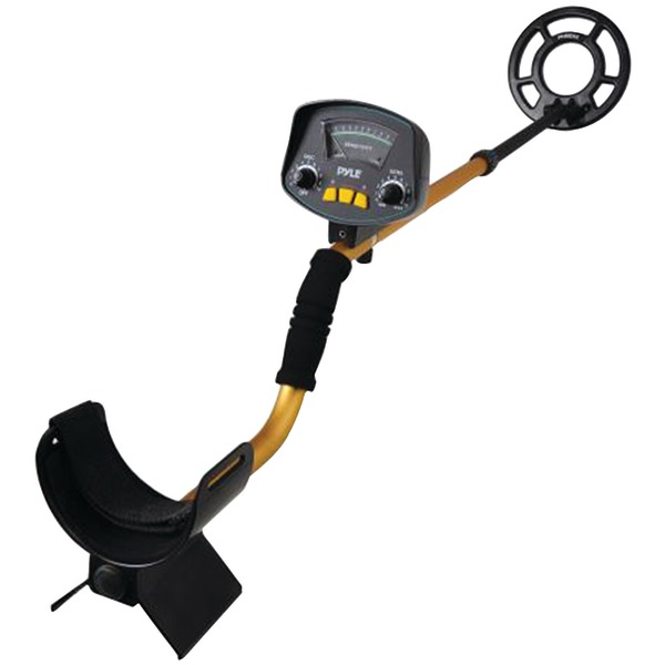 PYLE PHMD53 METAL DETECTOR WITH WATERPROOF SEARCH COIL