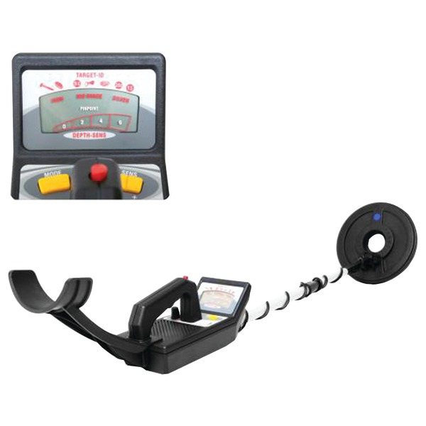 PYLE PHMD55 METAL DETECTOR WITH WATERPROOF SEARCH COIL