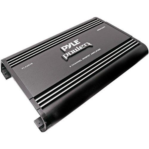 Pyle 2 Channel 4000W Bridgeable Mosfet Amplifier
