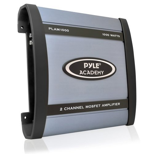 Pyle Academy 2 channel 1000 watt amplifier