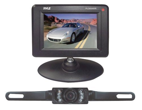 Pyle Rear View Wireless Camera System