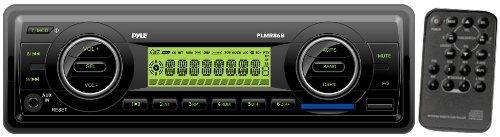 Pyle Marine Receiver AM/FM/USB Black Mechless