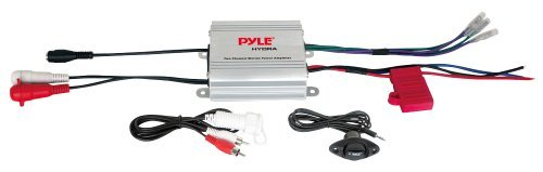 Pyle 2CH Waterproof MP3/iPod marine Power Amplifier