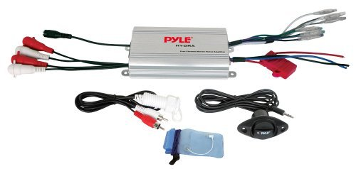 Pyle Marine 4CH MP3/IPod Marine Power Amp