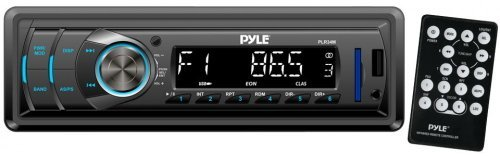 Pyle AM/FM Car Radio Mechless unit (no CD)