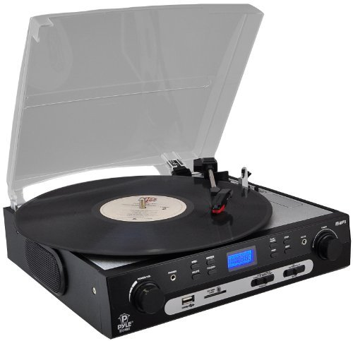 Pyle USB Turntable