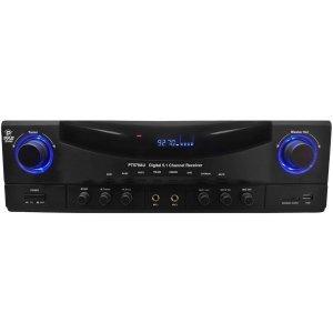 Pyle 5.1CH 350W Amp AM/FM/SD/USB/RADIO