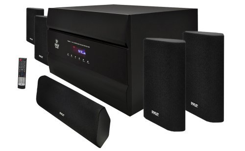 Pyle 5.1CH Amplifier 400W Total Max power
