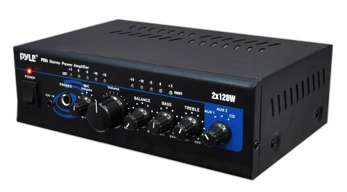 Pyle Mini Stereo Amplifier