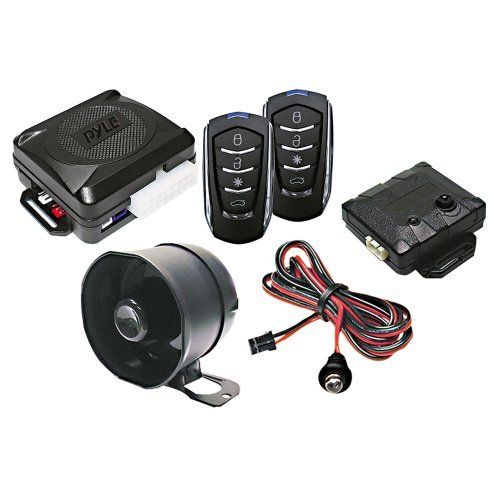 Pyle 4 Button Door Lock Security System