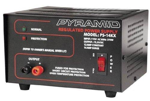 R 80... CAR AUDIO PA105 Pyramid Car Audio Amp with Microphone Input PYRAMID R